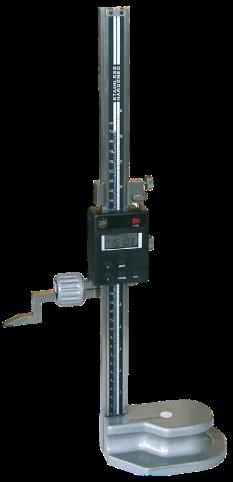 Gramil de alturas Especialmente apropiadas para areas de fabricacion. Medida de alturas