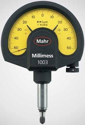 Comprador milesimal MAHR Millimess 1003